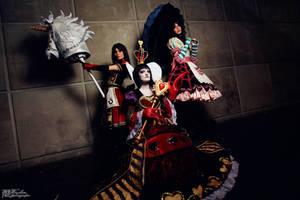 Alice Madness Returns by xxLaylaxx