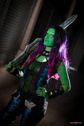 Gamora by xxLaylaxx