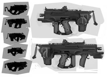 Guns by stottt