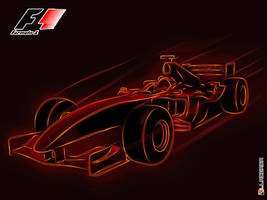 Hot Lines F1 by LLacerda