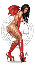 Hell Girl by Elias-Chatzoudis