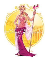Goddess Aphrodite by Elias-Chatzoudis