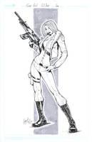 Cover Girl G.I. Joe by Elias-Chatzoudis