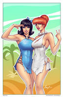 Betty and Wilma by Elias-Chatzoudis