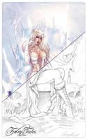 Snow Queen by Elias-Chatzoudis