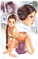 StarWars Poster by Elias-Chatzoudis
