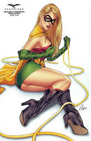 Robyn as Robin by Elias-Chatzoudis