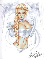 Elsa Frost by Elias-Chatzoudis