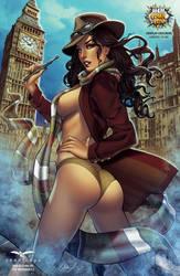 Van Helsing vs The Werewolf #2 by Elias-Chatzoudis