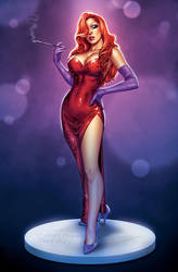 Jessica Rabbit by Elias-Chatzoudis