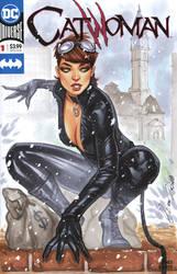 CatWoman by Elias-Chatzoudis