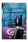 DC2 Teen Titans 63 - Page 1 Co by joeyjarin