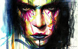 Wallpaper - Gaze II by greno89