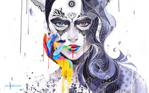 Wallpaper - Janus by greno89