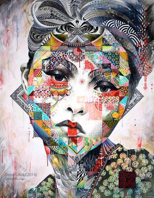 Devon Aoki(2014) by greno89