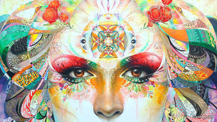 Wallpaper - Gaia by greno89