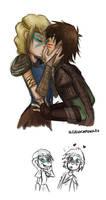 Kissykiss by ilcielocapovolto
