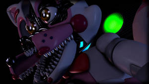Funtime Foxy animation by rhydonYT