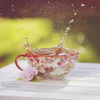Summer Tea by Jedi-Dame