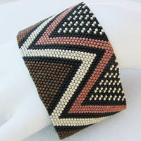 Extra Wide African Mudcloth by SandFibers