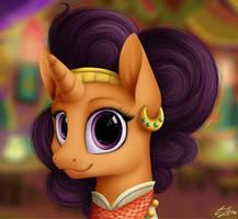 Saffron Masala by LuminousDazzle