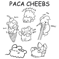 PACHEEBS YCH (OPEN) by Zagittorch