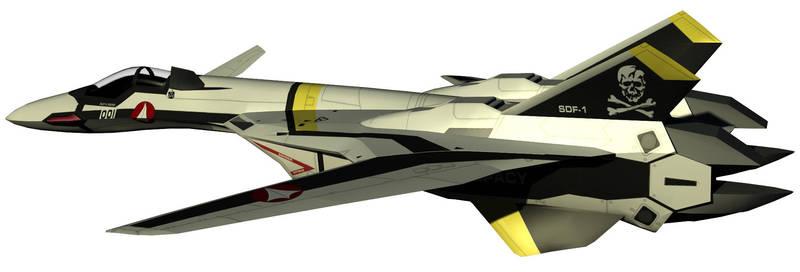 VF-19 Fokker Special by GrinchWSLG