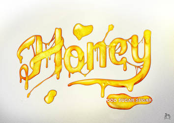 Honey by aniadz