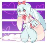 [AT] Yoshi ::Cutie Chibi:: by NobleChinchi