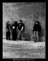 Motley Crew by vbgecko