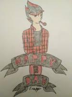 I hate birthdays by Shadazetrapp