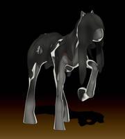 Wraith Pony Duex by Harikon
