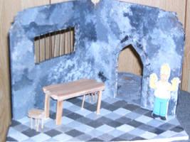 Prison Inside by Chicken008