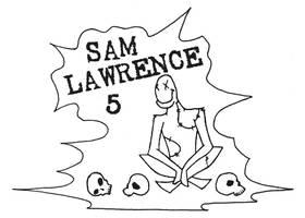 Sam Lawrence 5 Logo by Chicken008