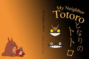Totoro cover by Chicken008