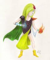 Rydia of Mist by Chicken008