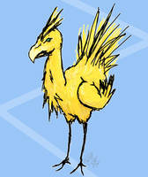 Chocobo by Chicken008