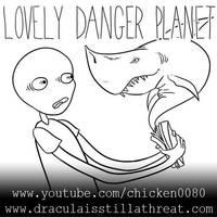 Lovely Danger Planet: Sanwich Artist 2 by Chicken008