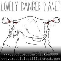 Lovely Danger Planet: Screaming Frog 2 by Chicken008