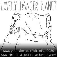 Lovely Danger Planet: Screaming Frog 1 by Chicken008