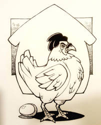 I know my chicken by berkheit