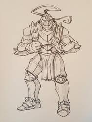 Alphonse by berkheit