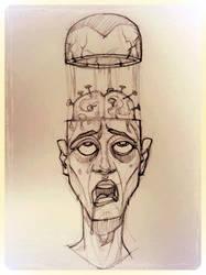 Anxiety by berkheit