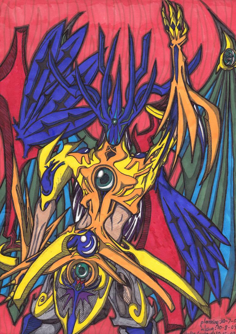 Blue Controlled by Goatllama