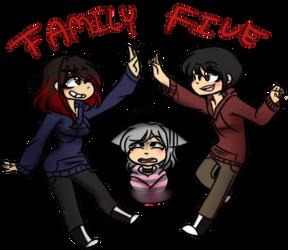 .:: FAMILY P0WER ::. by PockyCatInsanity