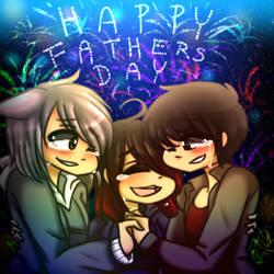 .:: Happy Fathers Day! ::. by PockyCatInsanity