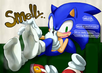 Sonic's smellysocks by shoppaaaa