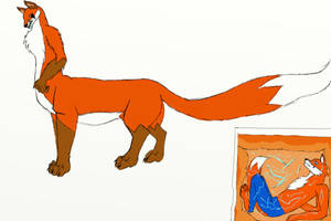 Tewodros and Foxmacro by Zabor