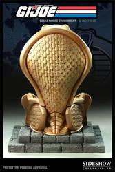 Cobra Commander Throne 07 by poboyross