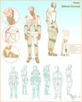Stillsuit Concept Design by GwynConawayArt